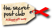 Are you a member of the Secret Post Club?
