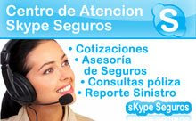 Centro de Atecion via Skype
