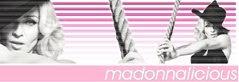 Site en anglais sur Madonna