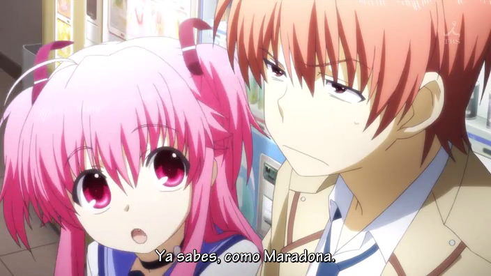 Momentos Argentinos en Animes (Propio)
