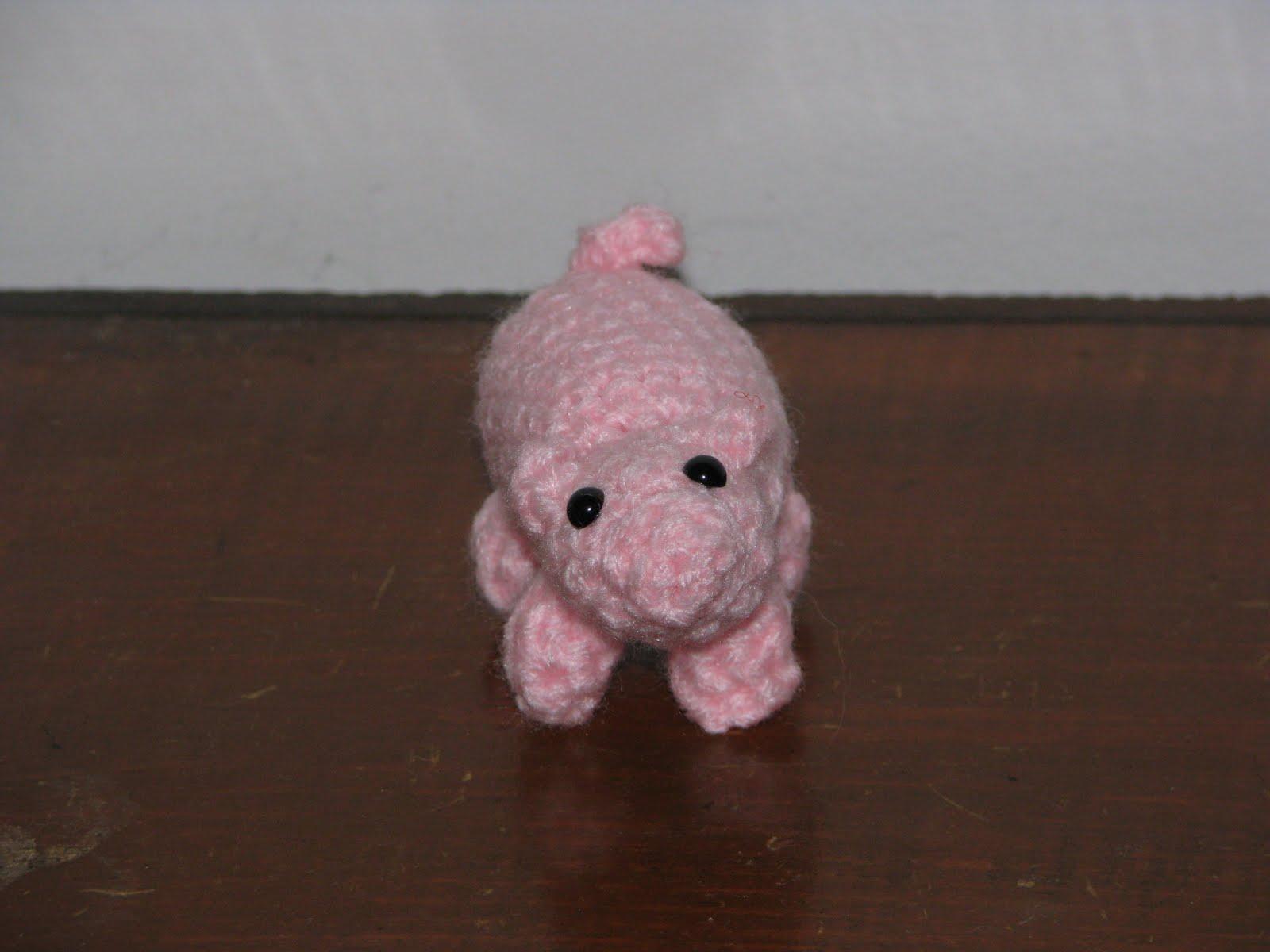 Amigurumi Pig : Craft Attic Resources: Amigurumi Pig