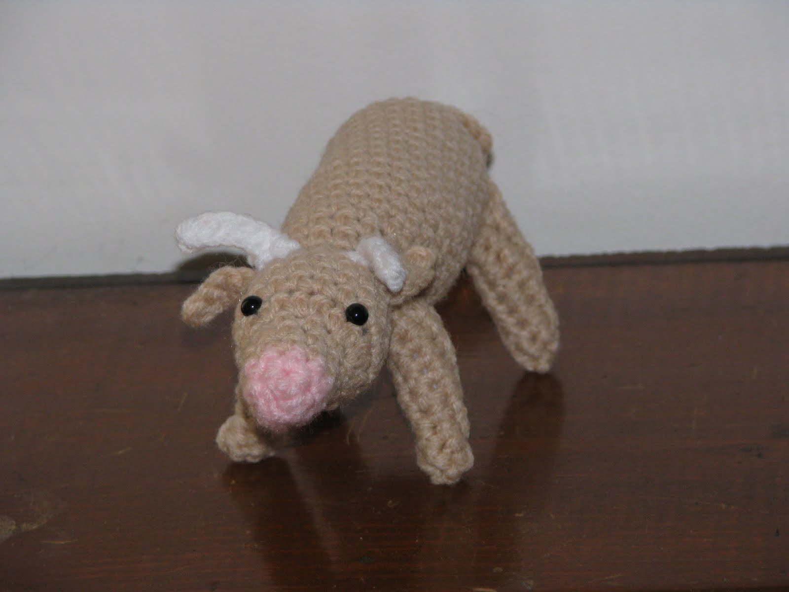 Amigurumi Cowco : Craft Attic Resources: Amigurumi Cow