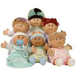 Pattern for Cabbage Patch Kid | ThriftyFun