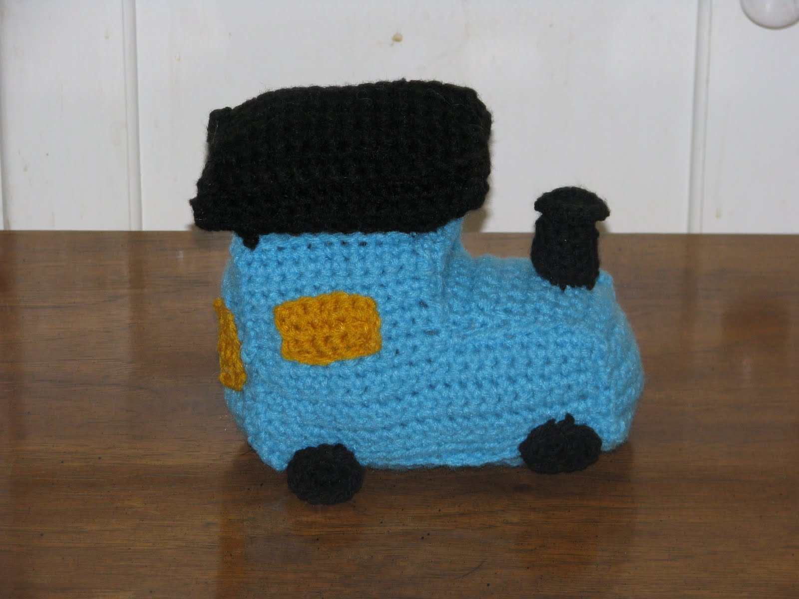 train conductor hat - Crochet Me