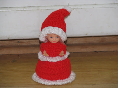 Crochet Cupie Dolls Clothing Pattern Booklet, Crochet Patterns