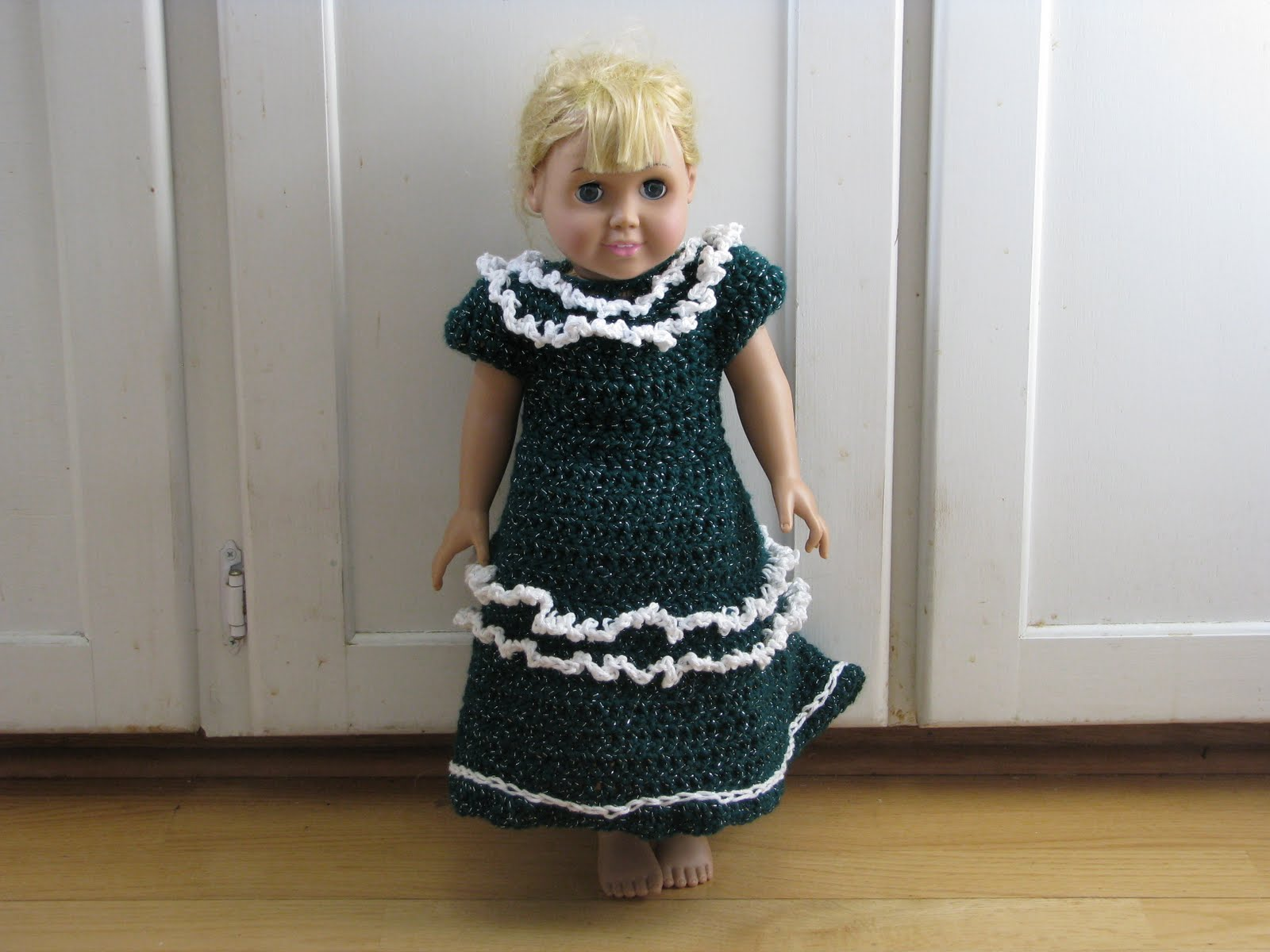 Free Crochet Patterns For American Girl Doll Custom Inspiration