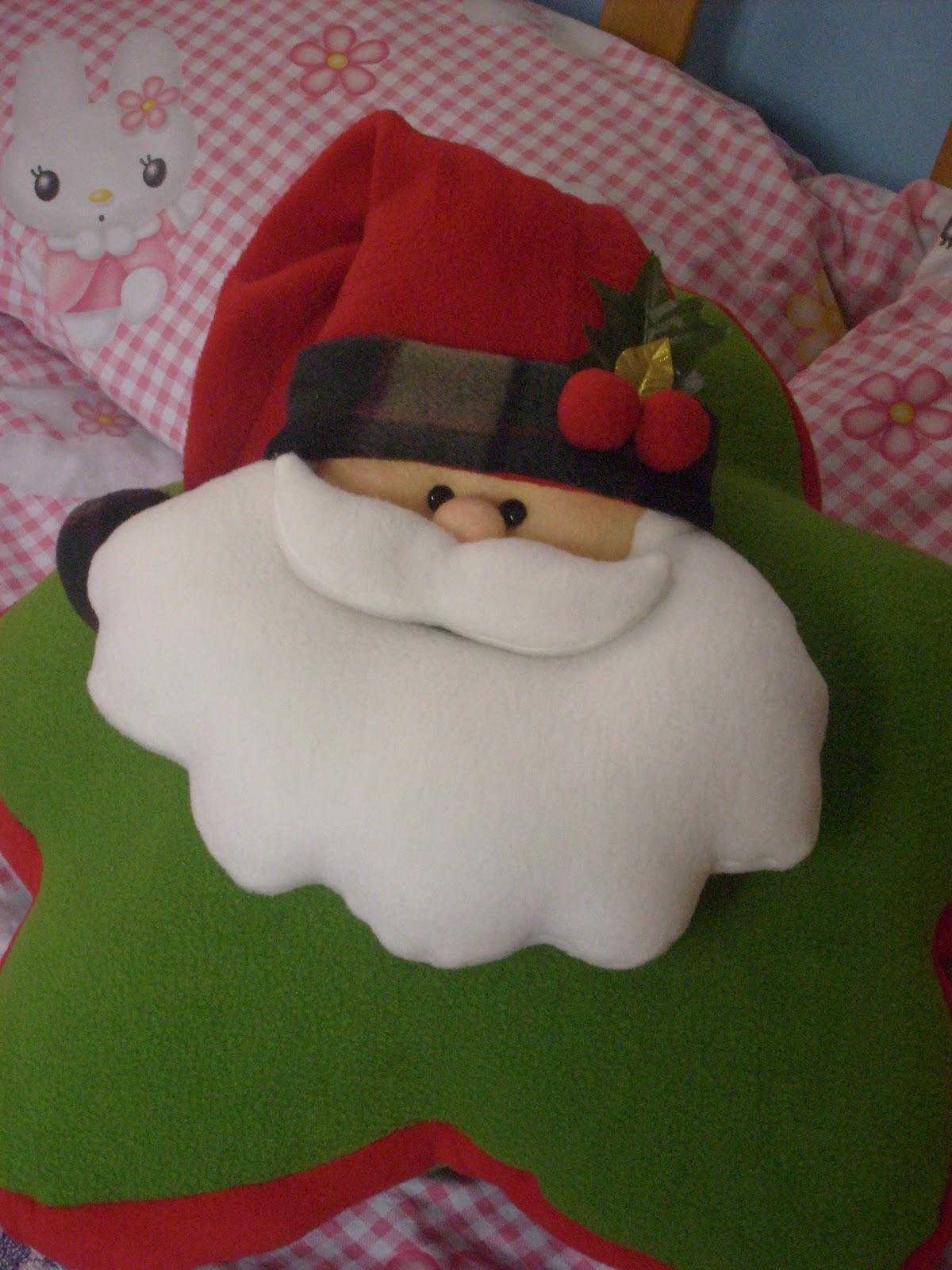 De coraz n cojines navide os - Cojines de navidad ...