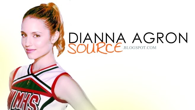 Dianna Agron Source