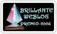 brillian blog award