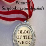 blog of the week award