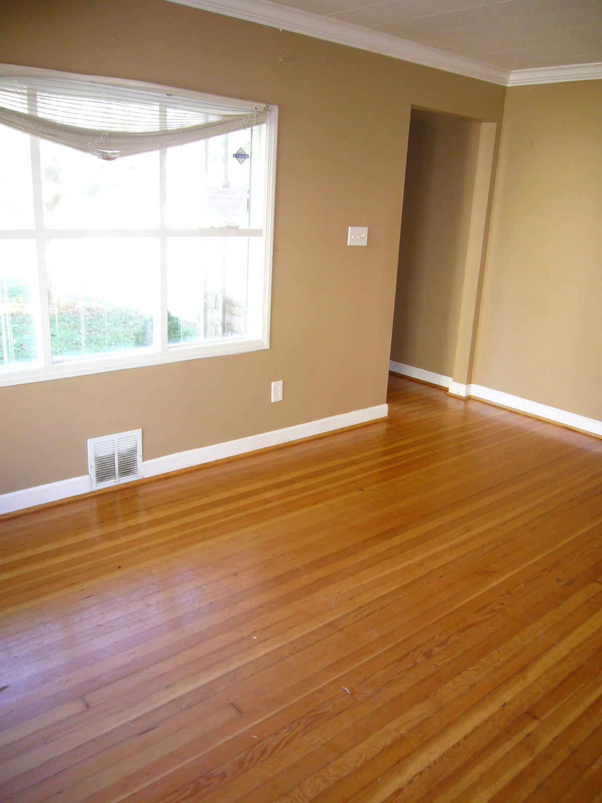 Before and After: Our Humble Living Room title=
