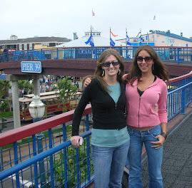 San Fran with Ang!