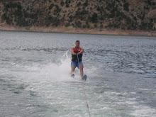 Josh Skiing