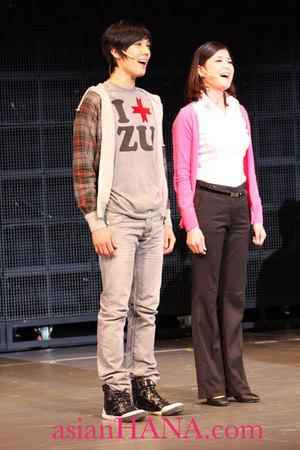Park Jung Min @ Kizuna Musical de japon 16
