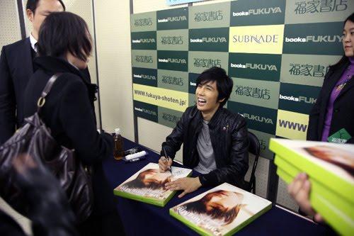 Park Min Jung Foto @ Libro Conmemoración de los admiradores Regístrate evento en Shinjuku   5