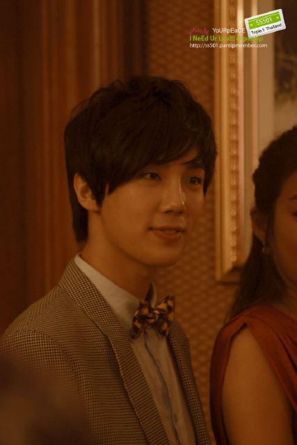 Jung Min @ SBS Año Nuevo Lunar Especial de rodaje en Tailandia 17