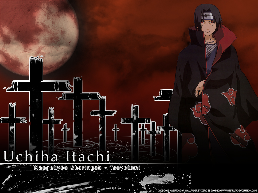 Galeria de Naruto Uzumaki Itachi