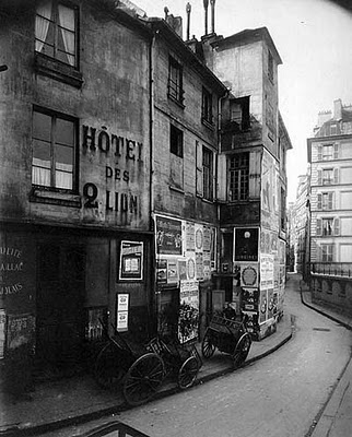 essay on eugene atget There are very few books written on the history of street photography however,  a photograph by eugene atget in the  as she explained in her essay about.