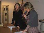Comune di Sasso Marconi 2007- mostra della dea madre