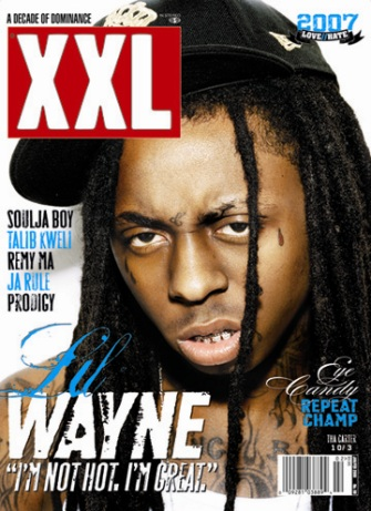 The genre for this magazine is Hip Hop. I have chosen this because all