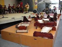28. Penyertaan SABAS dalam Festival Kesenian Rakyat Malaysia Peringkat Kebangsaan