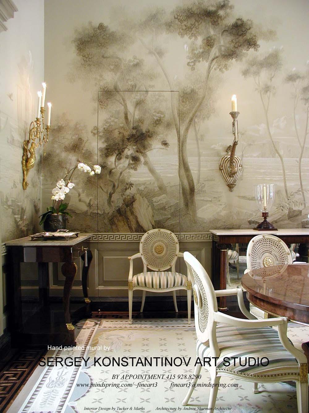 Interior Designer Suzanne Tucker.