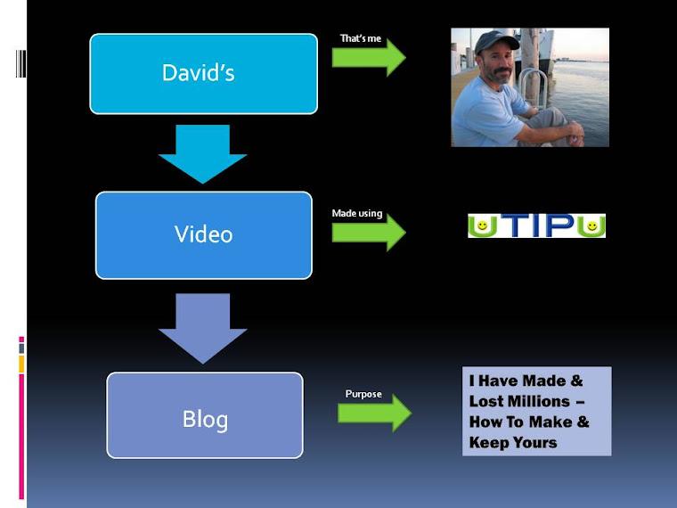 David's Video Blog
