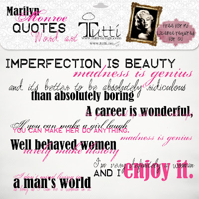 Quotes About Guys Who Are Jerks Marilyn monroe quotes word