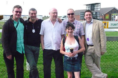 Hull Daily Mail reunion at Beverley Races