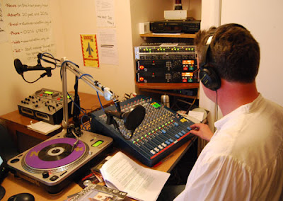 Oliver Gozzard's Timewarp show on Rocket FM 2009, Lewes