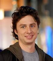 Zach Braff Hair