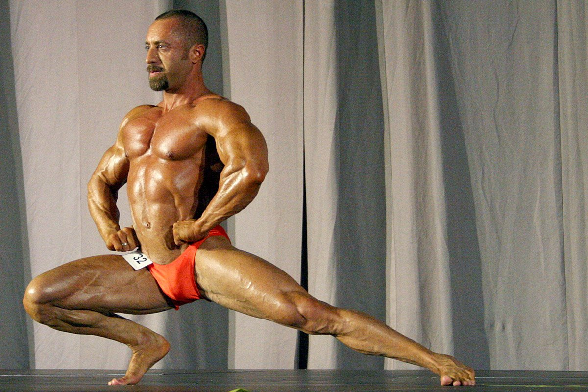 Well Nude male bodybuilding poses question