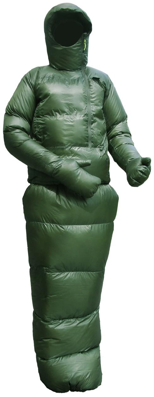 Mighty Lists: 10 unusual sleeping bags