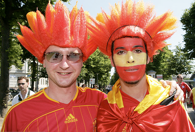 Mighty Lists: 12 crazy world cup soccer fans