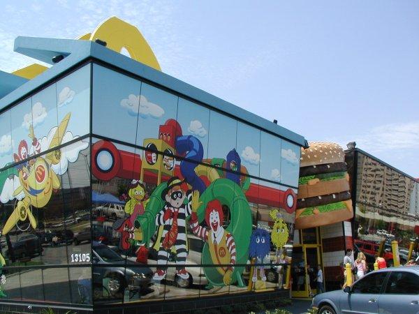 Mighty Lists 25 Unusual Mcdonalds Restaurants