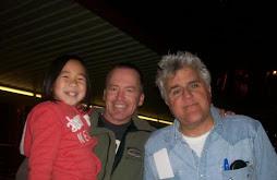 Madi - Dad & Jay Leno