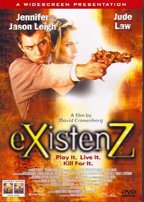 eXistenZ dirigida por David Cronenberg