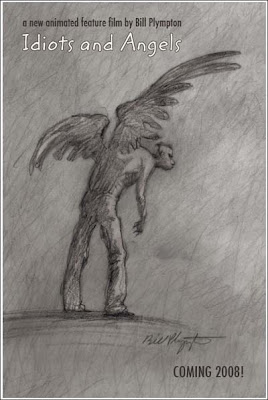 Idiots and Angels dirigida por Bill Plympton
