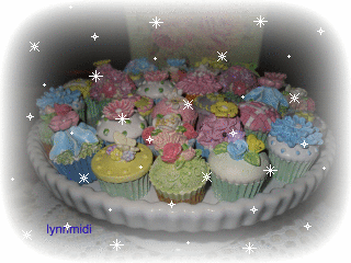 MINI CUPCAKES  FOR  SALE.............