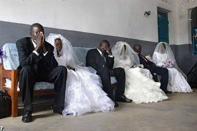 guys not happy to marry