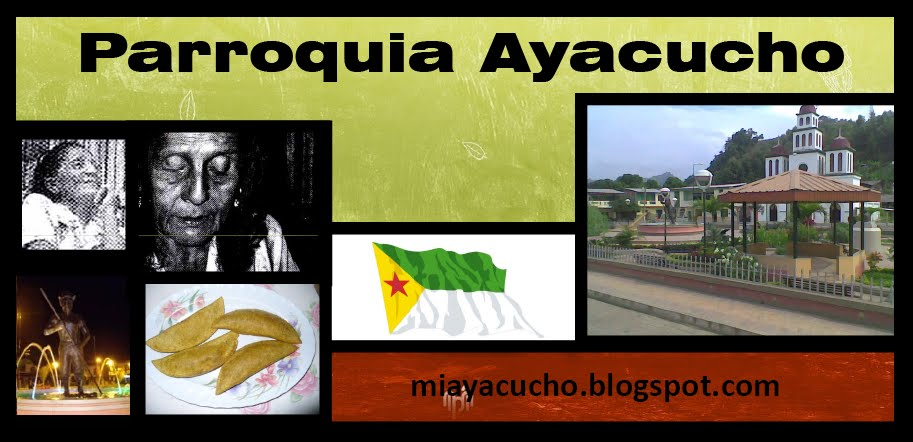 Ayacucho - Manabí - Ecuador