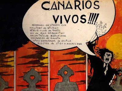 Canarios - Vivos!!!! (VINILO) / (VINYL)