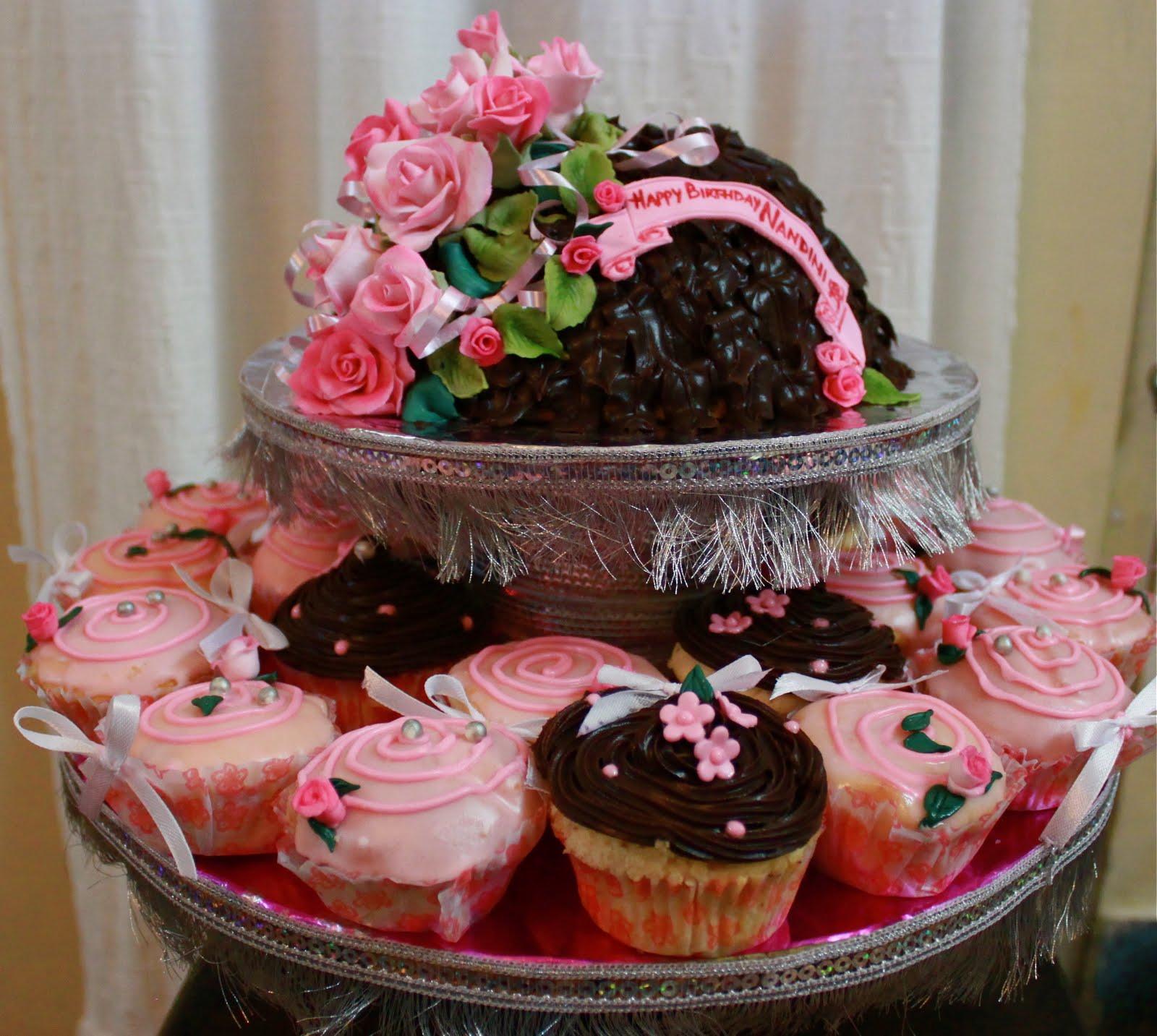Nandini Birthday Cake