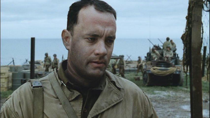 an overview of the concept of war in saving private ryan and the thin red line The thin red line – review but i was interested by the concept it's a far cry from saving private ryan or.