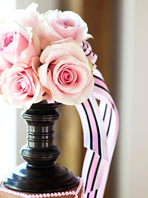my wedding in the future I'll go for this one Light Pink and Black so