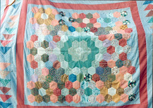 Oldest UFO quilt