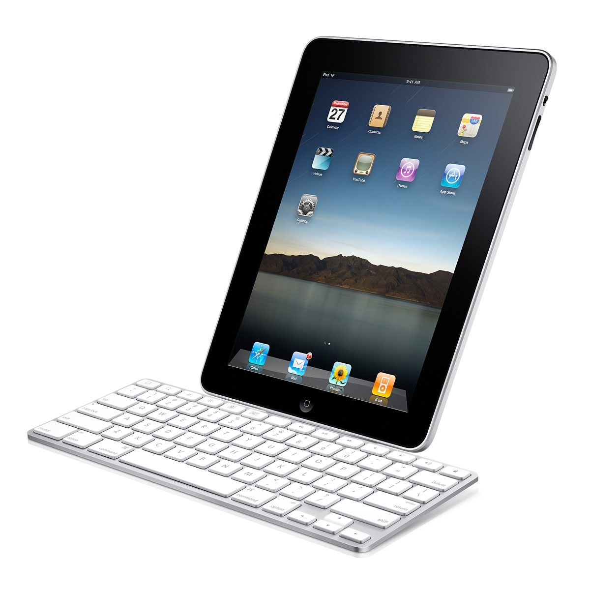 how to connect apple keyboard to ipad