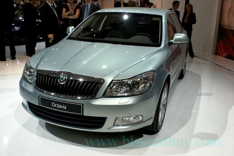 Skoda Laura 2011. Skoda#39;s launches its new Laura