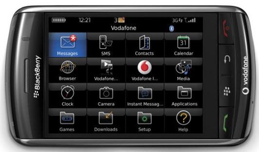 blackberry storm texting. Blackberry Storm