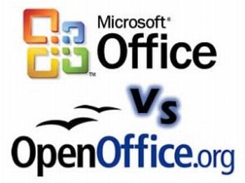 OpenOffice vs Microsoft Office